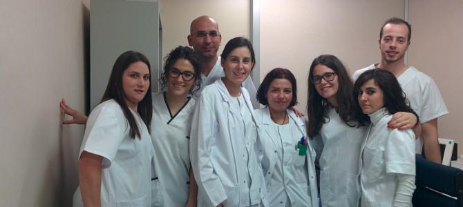 CESUR Murcia visita el Hospital Universitario Santa Lucía