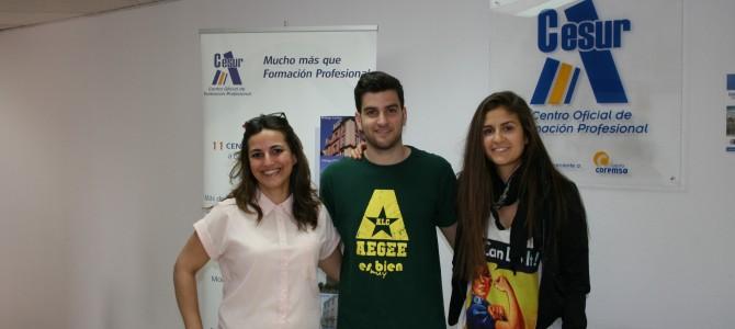 Cesur Murcia espera impaciente la visita de Aegee Alicante