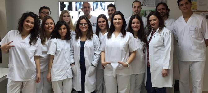 Renovación Convenio de prácticas entre Servicio Murciano de Salud y CESUR Murcia.