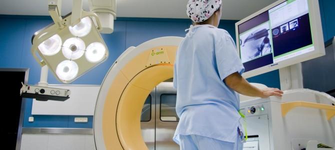 Primer TC intraoperatorio de la Sanidad Privada, Hospital HM.