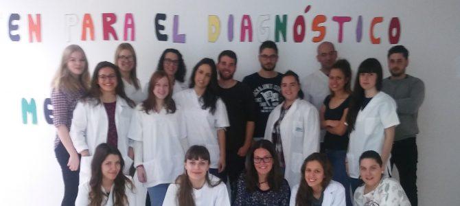 Semana de la Ciencia en Cesur Murcia (Clausura).