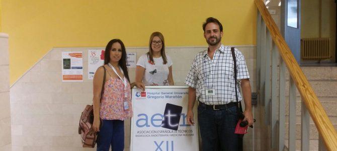 El delegado de la AETR de Murcia, antiguo alumno de Cesur, nos visita