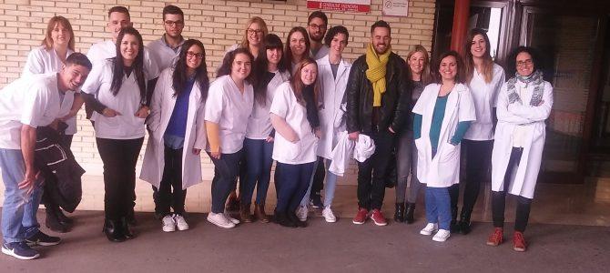 CESUR visita el Servicio de Oncología Radioterápica ERESA en Elche.