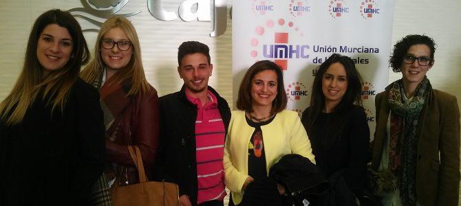 """Sesión """"Gestión de Enfermería"""", CESUR Murcia asiste invitada por la UMHC."""