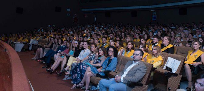 Graduación Cesur Murcia. Promoción 2015/ 2017.