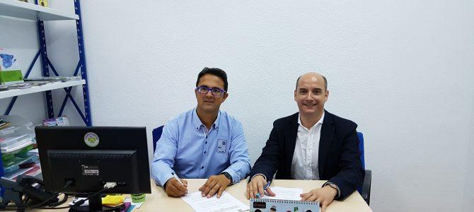 Acuerdo de colaboración d´genes – CESUR Murcia