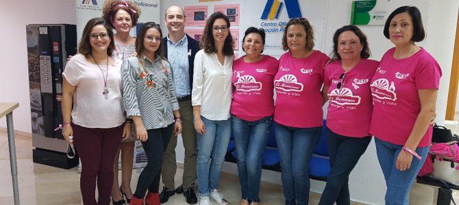 IV Semana del Cáncer de mama en CESUR Murcia.