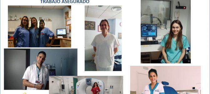 ¡¡Bienvenidos al curso 2018/2019 de CESUR Murcia!!