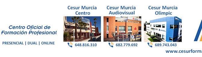 Jornada de Puertas Abiertas Online, CESUR Murcia