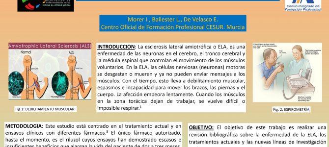 Cesur Murcia: Premio Especial FP, XIII Congreso Internacional Enfermedades raras